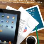 L'iPad® per l'ufficio: lavora con i tuoi documenti Microsoft® Office