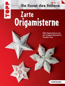 Zarte Origami-Sterne