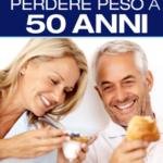 Perdere peso a 50 anni