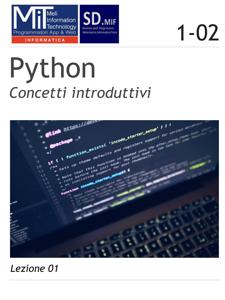Python - Concetti introduttivi