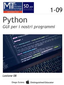 Python - GUI per i nostri programmi