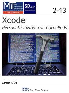 Xcode - Personalizzazioni con CocoaPods