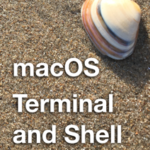 macOS Terminal and shell