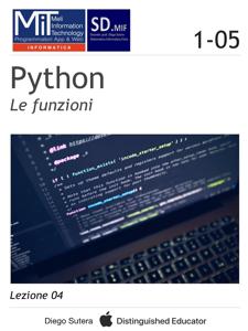 Python - Funzioni