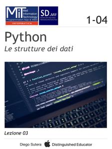 Python - Le strutture dei dati