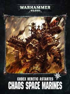 Codex: Chaos Space Marines Enhanced Edition